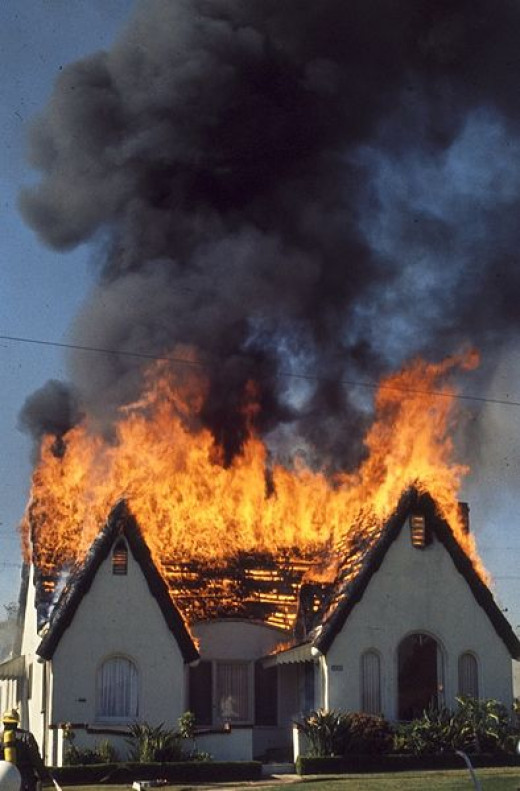 If a tenant starts a fire accidentally, your landlord insurance would cover your structure, but their items would only be protected if they have renter's insurance.