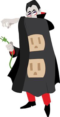 Vampire Electronics Cape