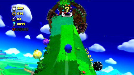A few of the areas will be familiar to long-time Sonic fans.
