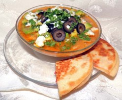 Chicken and Tortilla Soup Recipe
