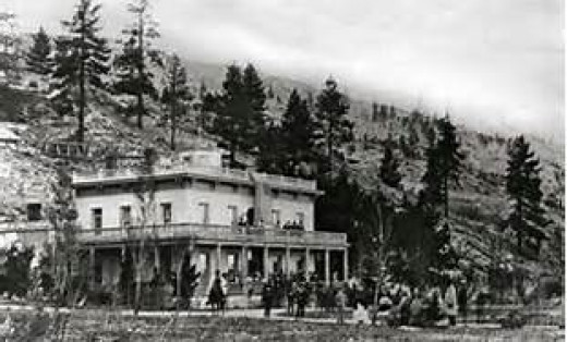 Historic Bower's Mansion