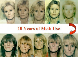 A lot can change in 10 years...especially on meth.