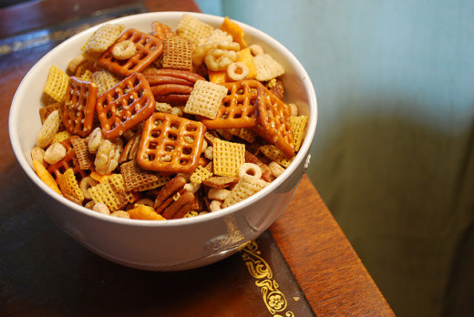 Fun Chex Mix Party Recipes for the Holidays
