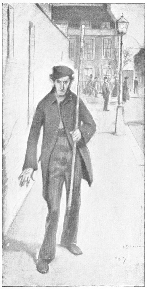 The Lamplighter, by A. S. Hardwick, 1894