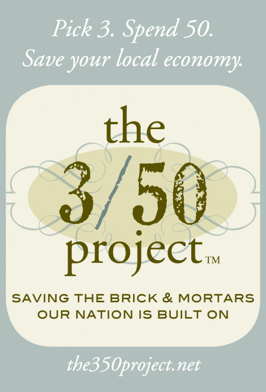 The 3/50 Project Logo