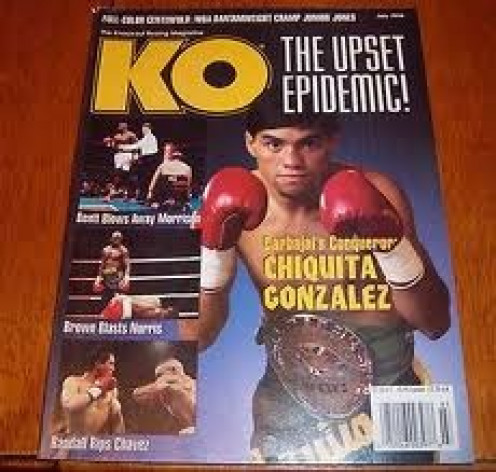 Humberto Chiquita Gonzalez beat Michael Carbajal three times and two of them were brutal wars.