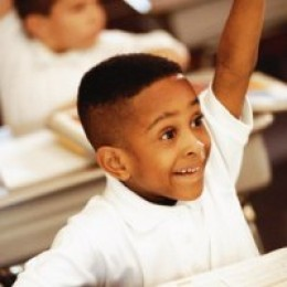 Many high achieving Black children have to overcome and fight the negative expectations not only from Caucasian and/or other non-Black children but from less achieving &/or non-achieving Black children who equate Black w/non-achievement.