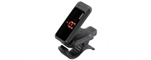 Korg pitchclip tuner -  clip on tuners have become very popular recently.