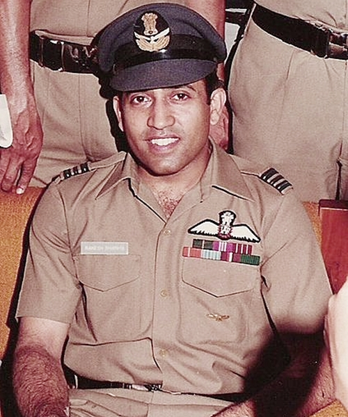 Rakesh Sharma, First India Astronaut.