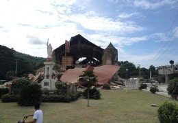 Loboc Church in Bohol