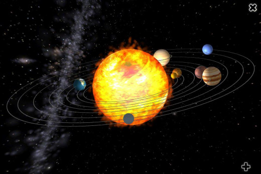 Sun in the Middle of the Solar System (page 2) - Pics ...