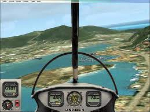 Flight Simulators will help you find out why you are afraid to fly