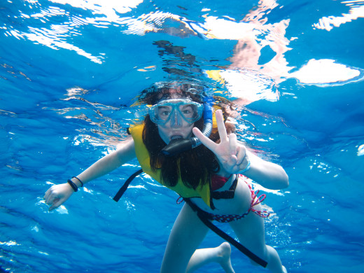 There are plenty of organized tours available in Cozumel, for all skill levels of diver.