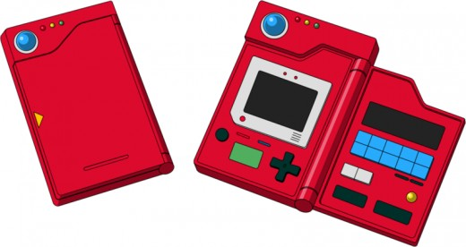 The First Pokedex