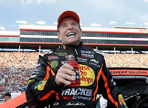 Mark Martin may have run his last race as a Sprint Cup driver