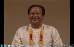 Prem Rawat in India. Click on this picture to see it more clearly.