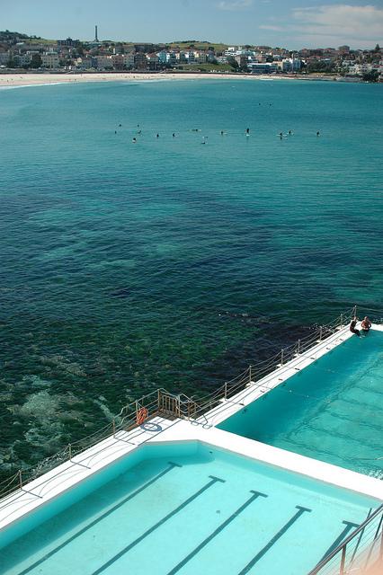 Icebergs Swimming Pool