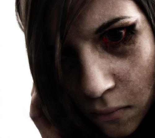 Hiding in the Dark from sarah. rumancik flickr.com