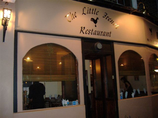 The Little French Restaurant (French)
