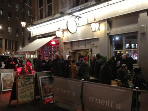 O'Neill's (Public Houses & Inns)
