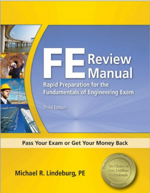 All the best books and materials to review for the FE exam in one place.