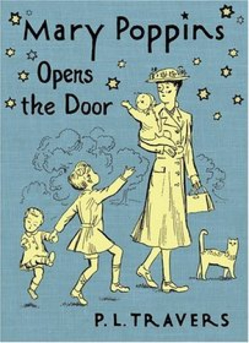 Written by P.L. Travers and illustrated by Mary Shepard.