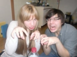 Pictured: scary foreigners, aka the force that poisons Japanese society