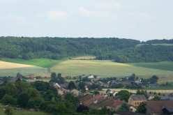 The village of Cheveuges