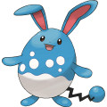 Pokémon X and Y Walkthrough, Pokémon Move Sets: Azumarill