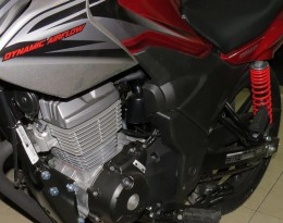 Versa 150: The engine.