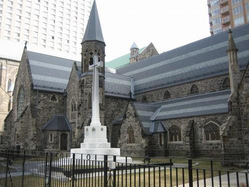 St Paul's, Bloor Street, Toronto
