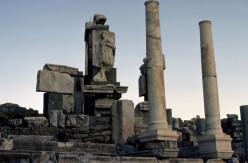 Ephesus in modern Turkey.