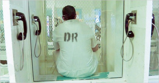A death row inmate gives one last interview.
