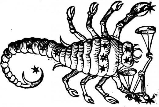 Scorpio by Guido Bonatti