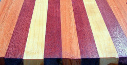 How to Enhance Your Home With Exotic Purpleheart Wood Accent Pieces