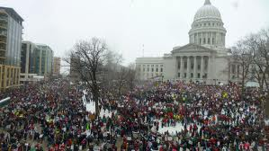 Public Rally of American citizens