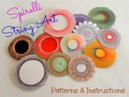 Spirelli String Art Designs