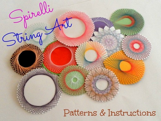 Spirelli Art Patterns