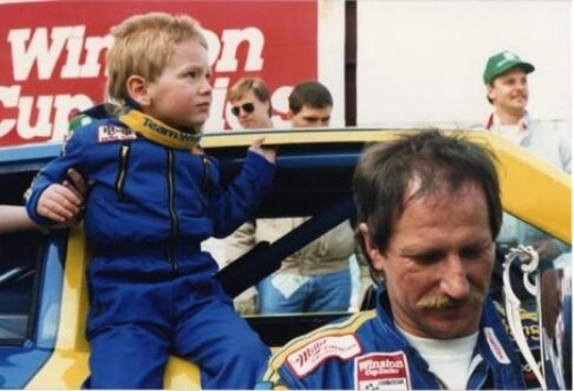 Earnhardt Sr's Winston Cup Series is gone- and it isn't coming back