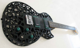 3D Printers Can Make Just About Anything, Including Guitars