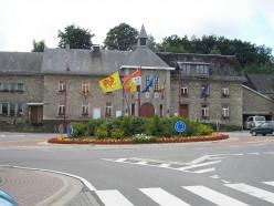 Town Hall, Waimes, eastern Belgium
