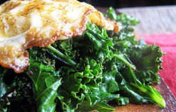 Nutritious breakfast Kale Recipe
