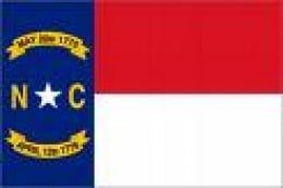 The North Carolina State Flag