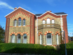 Vicarage of All Souls Church, Susan's Road, Eastbourne, East Sussex, England