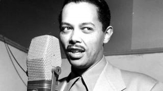 Singer Billy Eckstine -- a positively good singer!
