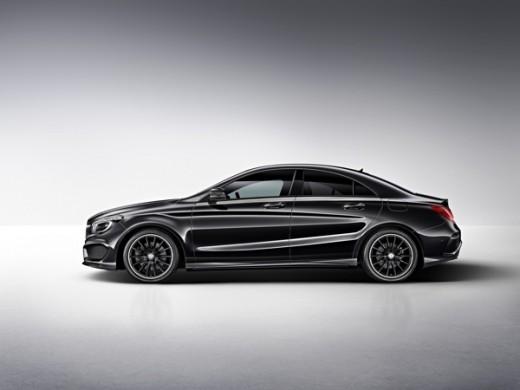 2014 Mercedes-Benz CLA-Class Edition 1