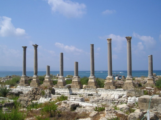 Tyre, Lebanon (Ancient Ruins)