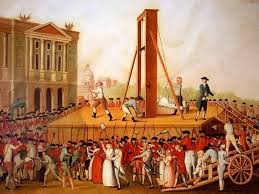 The French Revolution from 1789 until 1815.