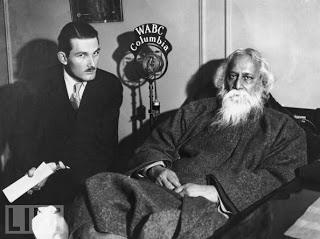 Rabindranath Tagore in America