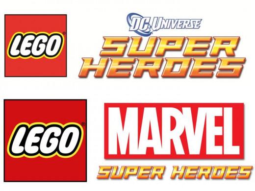 LEGO Super Heroes Theme Logo